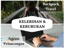 Backpack Travel VS Travel Agency: Advantages and Disadvantages picture