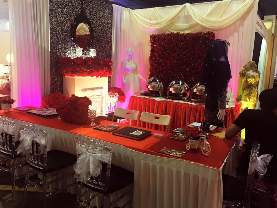 Hasil carian imej untuk de rias bridal house