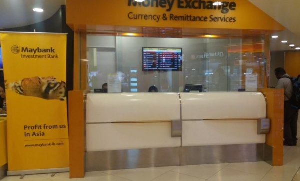 Forex exchange maybank