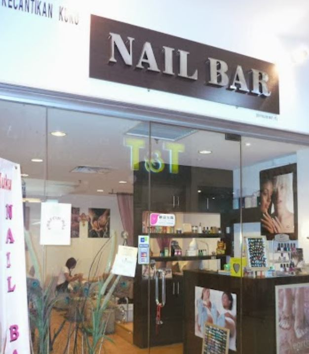 Nail bar salon wangsa walk