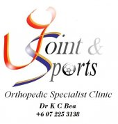 Joint & Sports Orthopaedic Specialist Clinic Picture