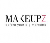Makeupz business logo picture