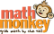 Math Monkey Picture