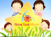 New Sun Moon HQ business logo picture