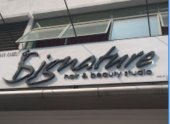 Signature Hair & Beauty Studio business logo picture