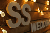 The SS Wedding business logo picture