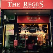 The Regis III business logo picture
