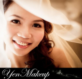 Yen Makeup business logo picture