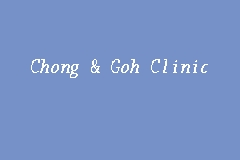 Chong & Goh Clinic business logo picture