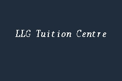 LLG Tuition Centre business logo picture