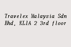 travelex malaysia sdn bhd klia 2 3rd floor money changer. Black Bedroom Furniture Sets. Home Design Ideas