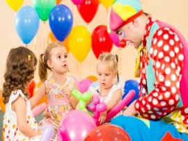 Hiring Clown for Children Birthday Party picture