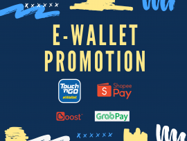 e-Wallet Pay Latest Promotion  picture