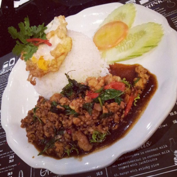 Absolute thai sunway pyramid restaurant in petaling jaya for Absolute cuisine