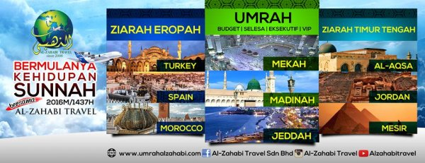 Al Zahabi Travel Hq Travel And Tour Agency In Johor Bahru