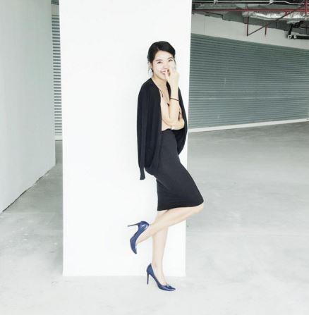Amanda Liu, Female Model in Petaling Jaya