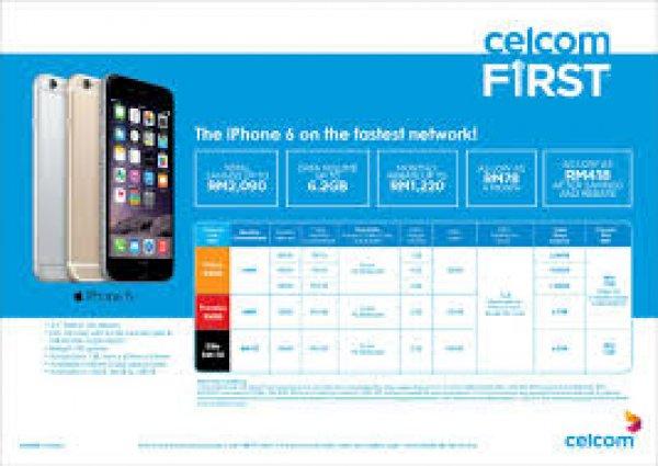 Celcom Bluecube Plaza Merdeka Mobile Network Operator In Kuching