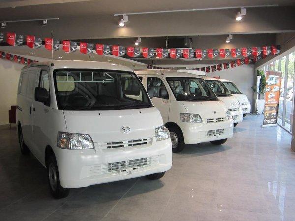 Daihatsu Showroom Paramount Value, Car Sales and Services in
