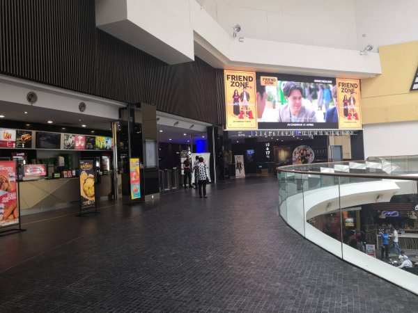 Gsc Mid Valley Cinema In Mid Valley City