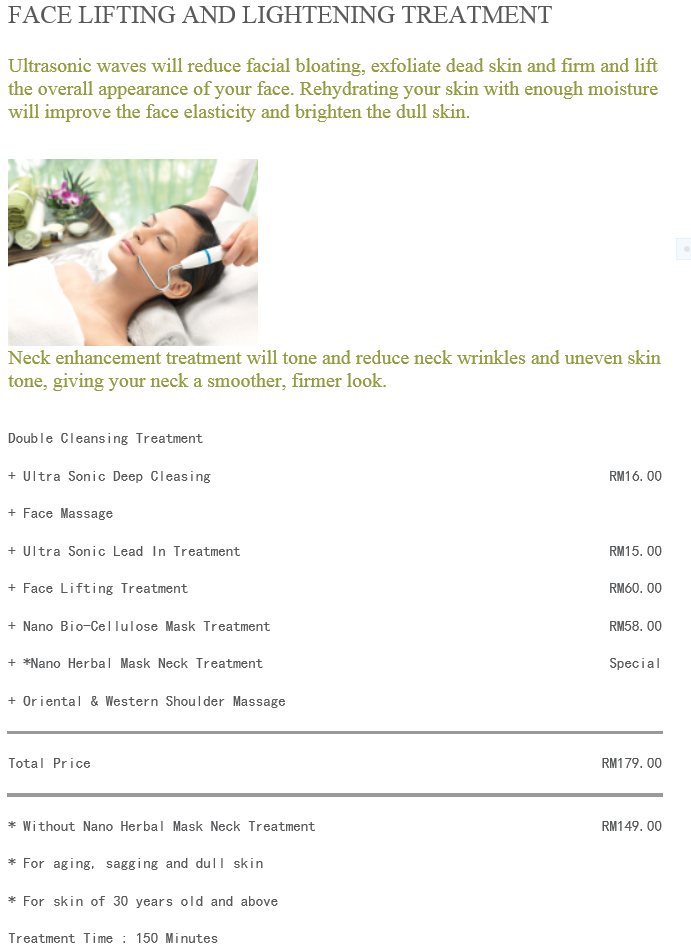 Herbaline Eng Ann, Beauty Centre in Klang