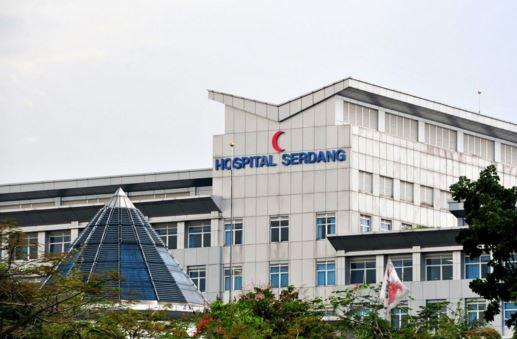 Hospital Serdang Hospital In Kajang