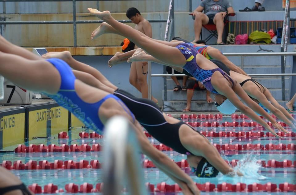 Ikan Bilis Swimming Club Swimming Coach In Bandar Tun Razak