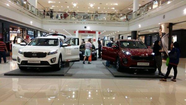 Showroom And Service Centre Naza Kia Malaysia Miri Car
