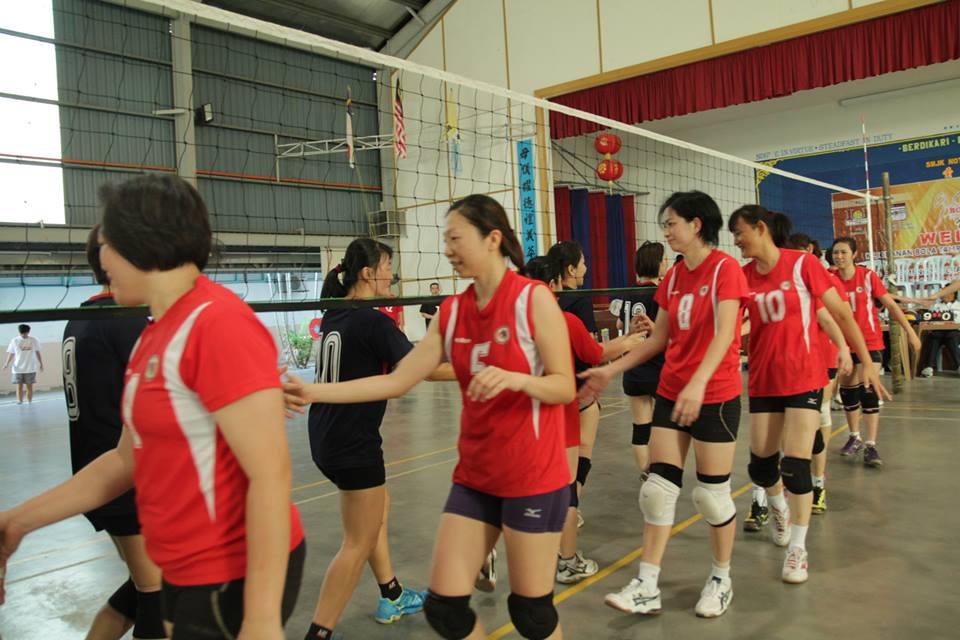 Culture amateur association volleyball Evsyukovs among