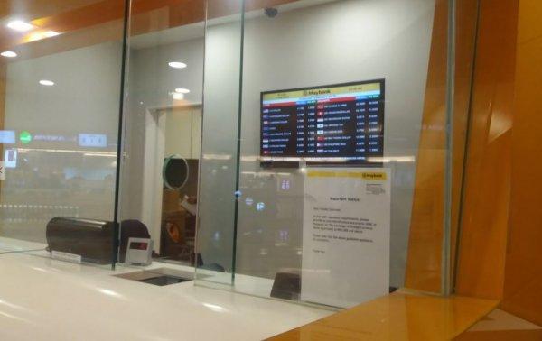 Maybank forex klcc