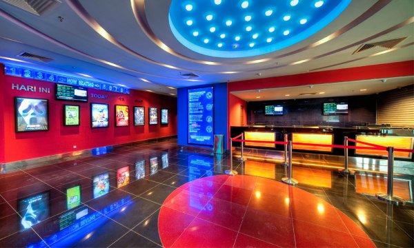Mbo Cinemas Hq Cinema In Damansara Utama