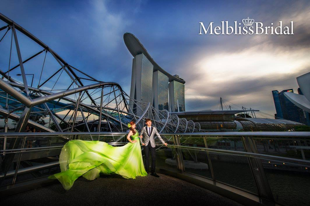 Melbliss bridal bridal house in johor bahru for Classic bridal house johor