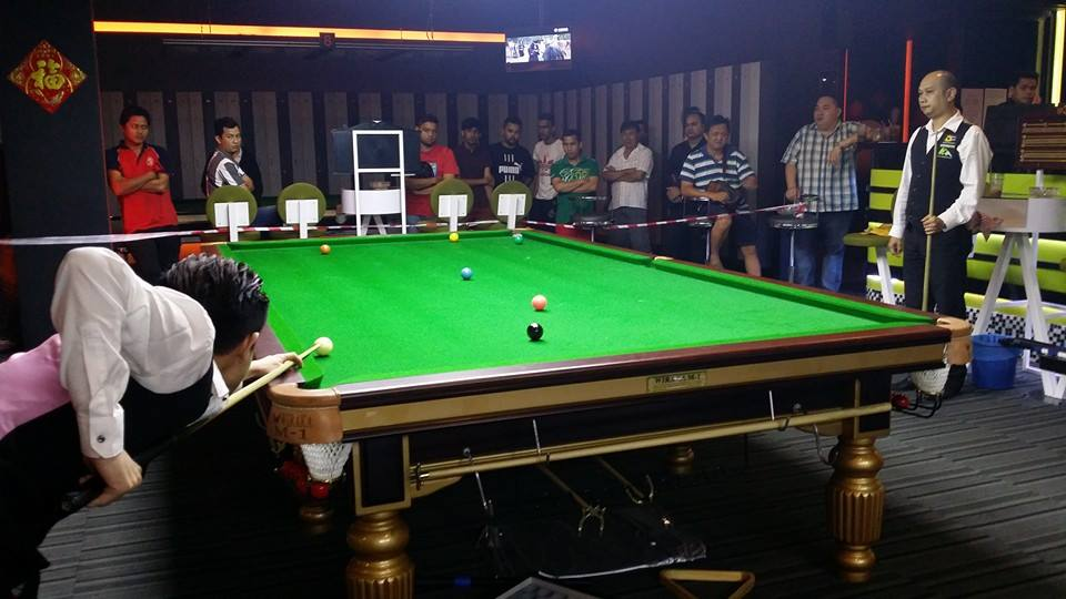 Snooker Training