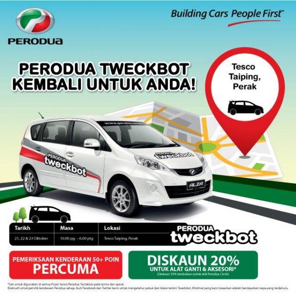 Perodua Showroom Wan Rich Glory, Car Sales & Services in Kulim