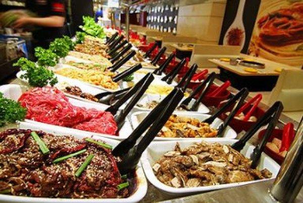 Seoul Garden The Shore Malacca River Buffet Restaurant In Melaka