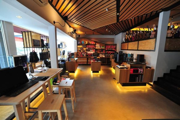 Swee Lee Music Company, Bangsar, Musical Instrument Store in