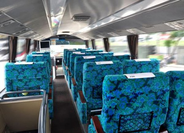 The One Travel & Tours, Bus Operator in Sarawak