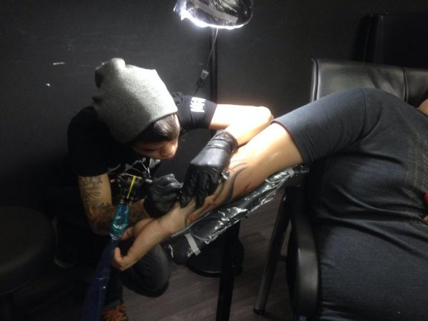 73a16ccdedb59 The Tattoo Parlor Malaysia business logo picture · images Gallery 1 ·  images Gallery 2