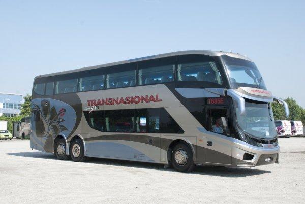 Transnational Klang Bus Express Operator In Klang