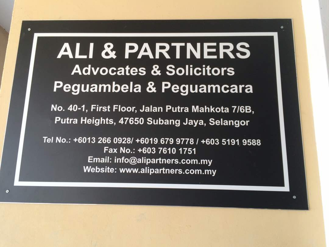 Ali & Partners profile picture