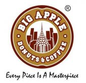 Big Apple Donuts & Coffee business logo picture