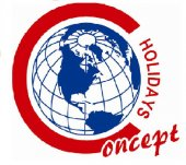 Concept Holidays business logo picture