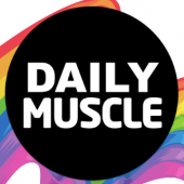 Daily Muscle business logo picture