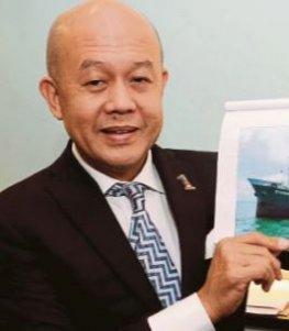 Dato Dr Jason Goh Teck Chai Pesuruhjaya Sumpah In Port Klang