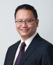 Dr. Raymond Tan Suan-Kuo business logo picture