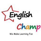 English Champ (Taman Megah) business logo picture