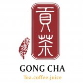Gong Cha Suria KLCC business logo picture