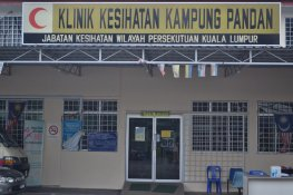 Klinik Kesihatan Kampung Pandan Klinik Kerajaan In Kampung Pandan