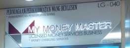 MaxMoney Money Changer at MidValley Megamall - Full Currency Exchange Rates