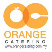 Orange Catering business logo picture