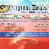 Original Deals, Tesco Extra Ipoh business logo picture